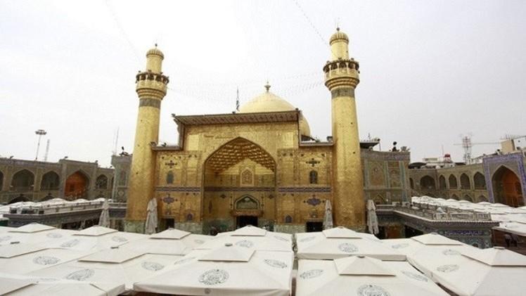 المرجعية الشيعية تدعو الى مساعدة النازحين العراقيين وتنتقد الاجراءات الحالية
