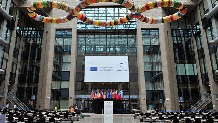 الاتحاد الأوروبي يؤكد من جديد على ضرورة وقف إطلاق النار في غزة