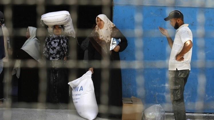 برنامج الأغذية العالمي يسعى لتقديم مساعدة عاجلة لـ85 الف شخص في غزة