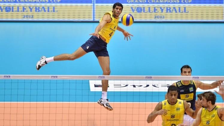إيران تجرد روسيا من لقب بطلة الدوري العالمي بالكرة الطائرة