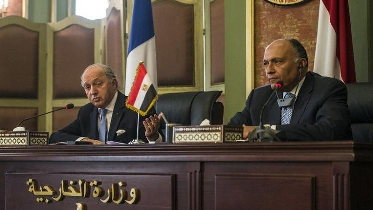 مصر تجدد دعوتها لوقف إطلاق النار في غزة وفرنسا تطلب من قطر التدخل
