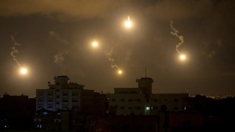 مقتل 47 فلسطينيا في غزة منذ فجر السبت والحصيلة ترتفع إلى 345