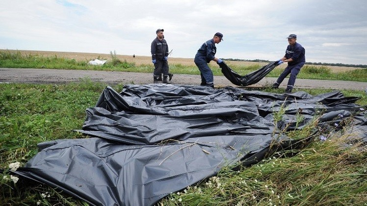 وزير النقل الماليزي: روسيا تبذل ما في وسعها لتوفير طريق آمن الى موقع تحطم الطائرة