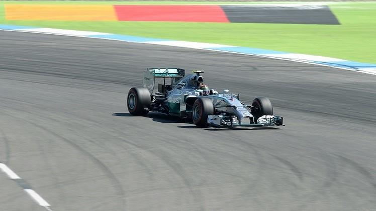 المتألق روزبرغ أول المنطلقين في سباق جائزة ألمانيا الكبرى
