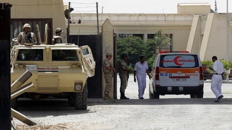 22 قتيلا حصيلة ضحايا الوادي الجديد في مصر