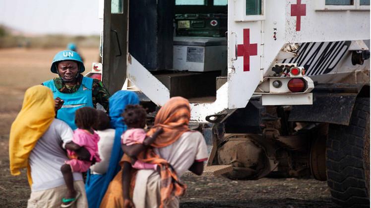 الإفراج عن ثلاثة عمال إنسانيين بعد شهر من الاحتجاز في السودان
