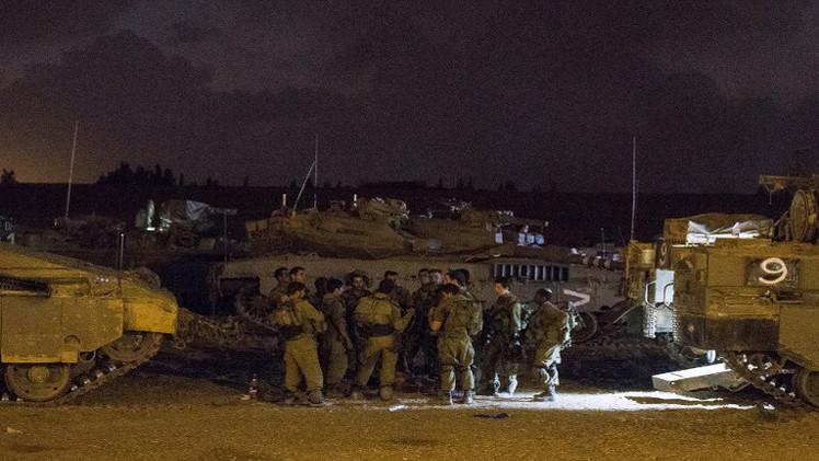 الجيش الإسرائيلي يعلن مقتل 13 جنديا في غزة الليلة الماضية