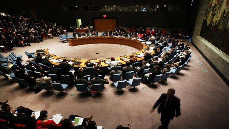 مجلس الأمن يدرس مشروع بيان حول تحطم الطائرة الماليزية