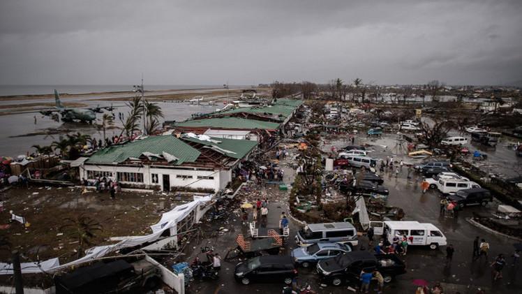 الفلبين..ارتفاع حصيلة ضحايا إعصار راماسون إلى 100 قتيل