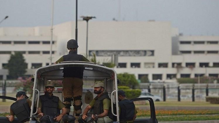 بناية البرلمان الباكستاني- إسلام آباد