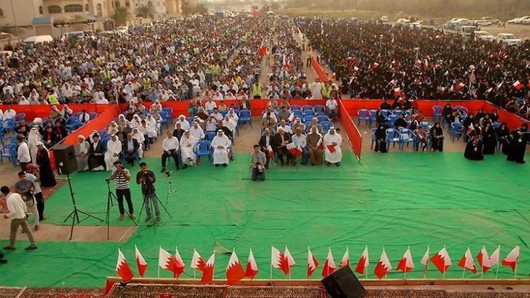 وزارة العدل البحرينية تطالب بوقف نشاط جمعية الوفاق المعارضة