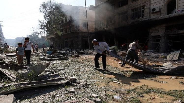 سورية..ارتفاع عدد قتلى هجوم حقل الشاعر إلى 360