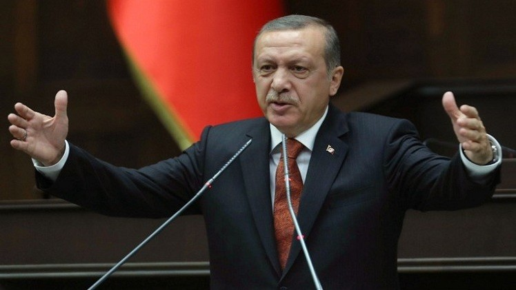 الخارجية المصرية تستدعي القائم بالأعمال التركي على خلفية تصريحات أردوغان