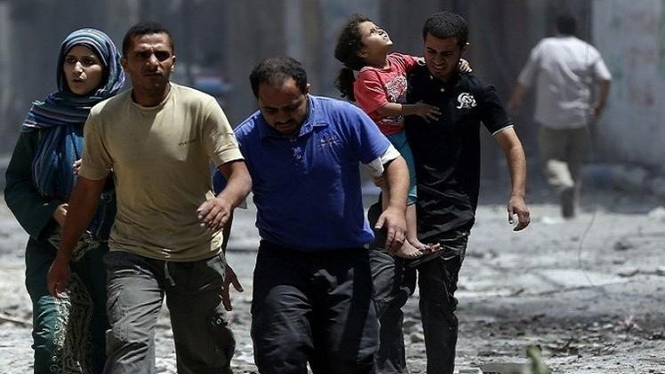 اكثر من 100 قتيل فلسطيني في يوم الاحد وحده والحصيلة العامة 403 قتلى
