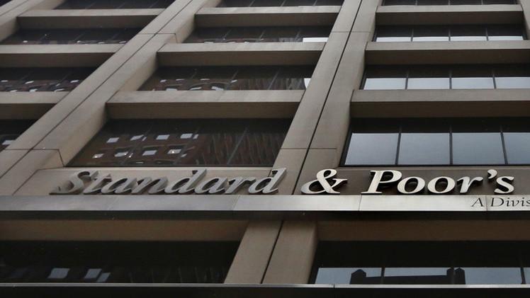 ستاندرد آند بورز: عقوبات أمريكا لم تؤثر على التصنيف الائتماني للشركات الروسية