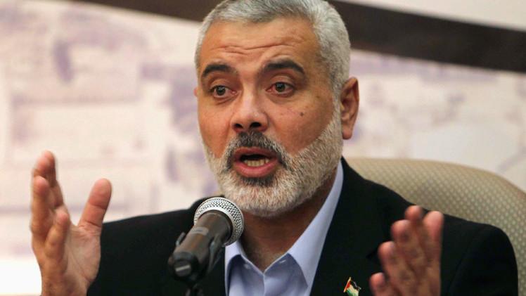 هنية: المقاومة هي التي تحمي الثوابت الفلسطينية