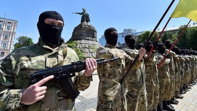موسكو: دليل جديد على مشاركة مرتزقة أجانب في المعارك بشرق أوكرانيا