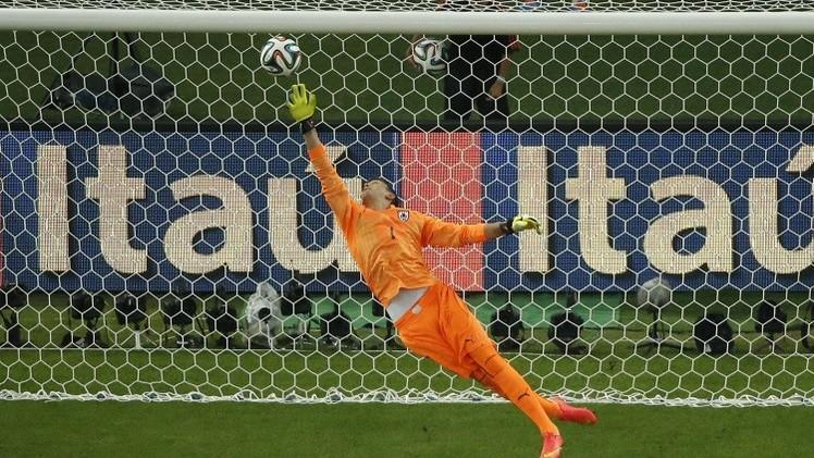الكولومبي رودريغيز صاحب أجمل هدف في مونديال 2014