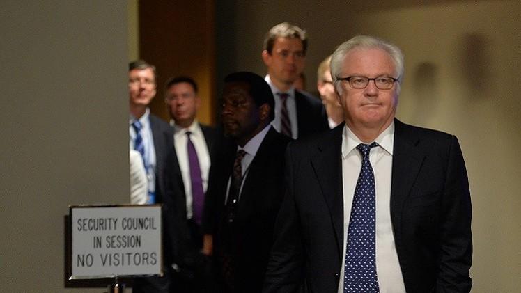 روسيا تدعو إلى الامتناع عن إطلاق استنتاجات متسرعة