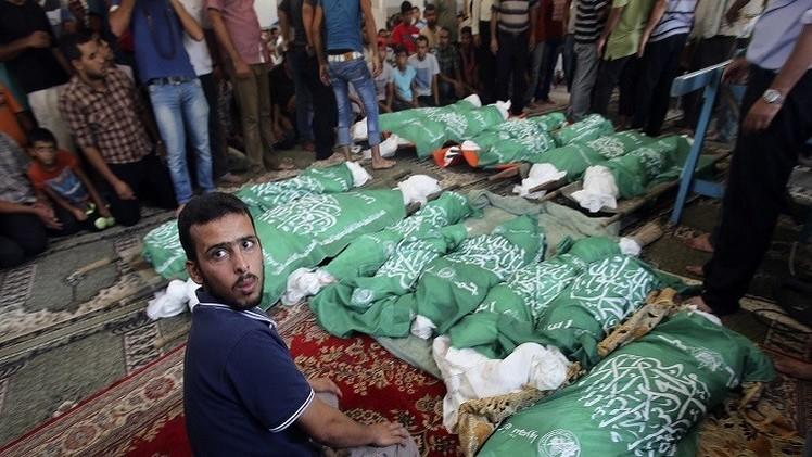 اليوم الـ15 لاجتياح غزة: 70 قتيلا فلسطينيا والحصيلة ترتفع لـ 631