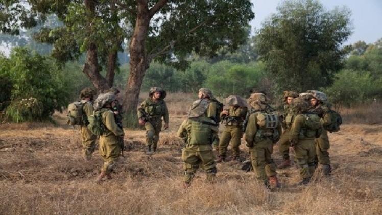 الجيش الاسرائيلي يتحدث عن اعتراضه شحنة أسلحة قادمة من الأردن