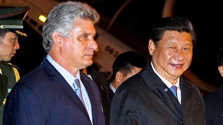 الرئيس الصيني: الصين وكوبا تفتحان مرحلة جديدة للتعاون بين البلدين