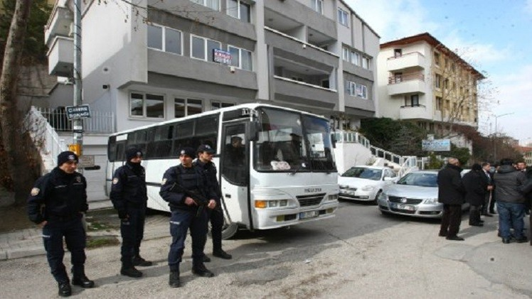 تركيا..اعتقال 55 مسؤولاً كبيراً في الشرطة للاشتباه بالتجسس والتزوير