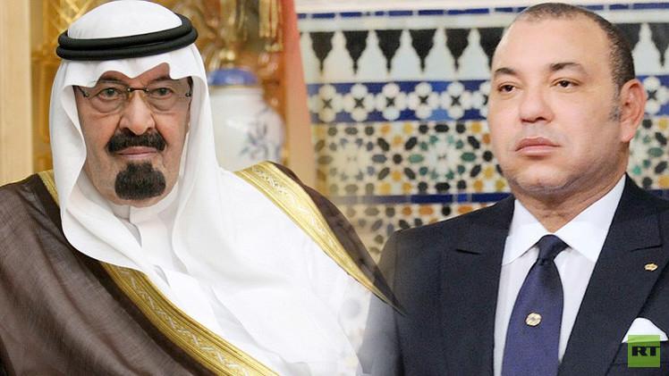 الملك السعودي يبحث مع نظيره المغربي الوضع في غزة