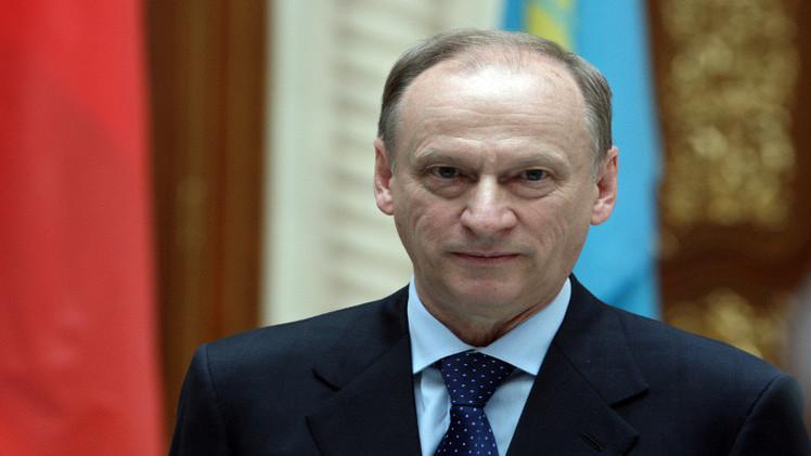 سكرتير الأمن القومي الروسي: دمى الغرب في الحكومة الأوكرانية تتصرّف وفق الإملاء