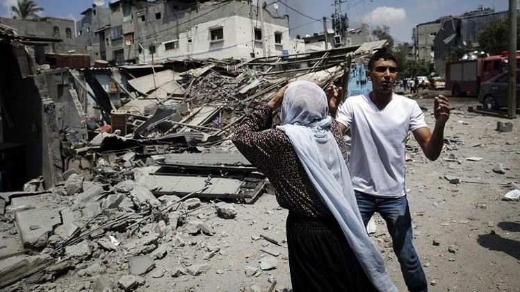 الأمم المتحدة: لا وجود لمكان آمن يلجأ إليه مدنيو غزة