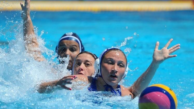 سيدات روسيا يخرج خالي الوفاض من كأس أوروبا بكرة الماء
