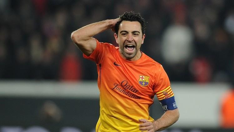 تشافي هرنانديز يستمر مع برشلونة