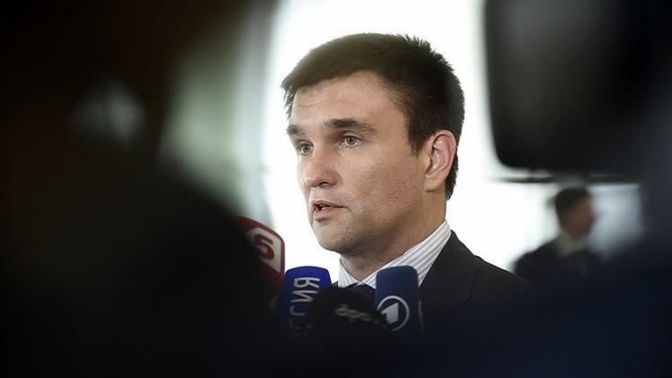 كييف: الهدف الوحيد لوقف إطلاق النار هو استعادة وحدة أراضي أوكرانيا
