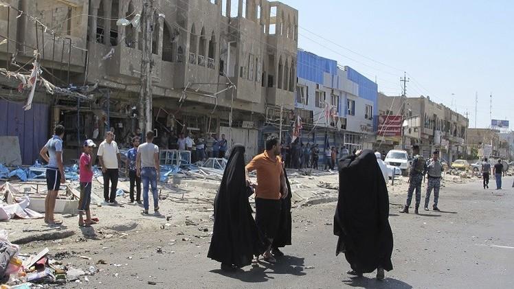العراق.. 32 قتيلا في تفجير قرب حاجز أمني بالكاظمية