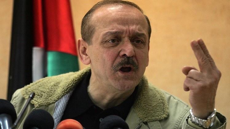 منظمة التحرير الفلسطينية تعلن تأييدها مطالب غزة