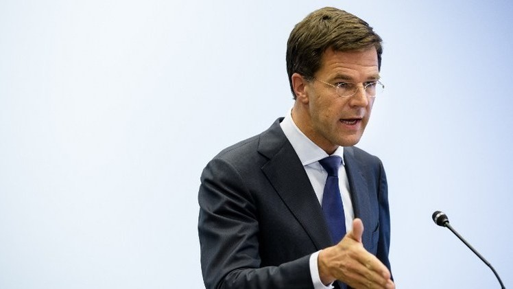 كييف: هولندا ستقترح إرسال شرطة أممية إلى موقع تحطم الطائرة الماليزية