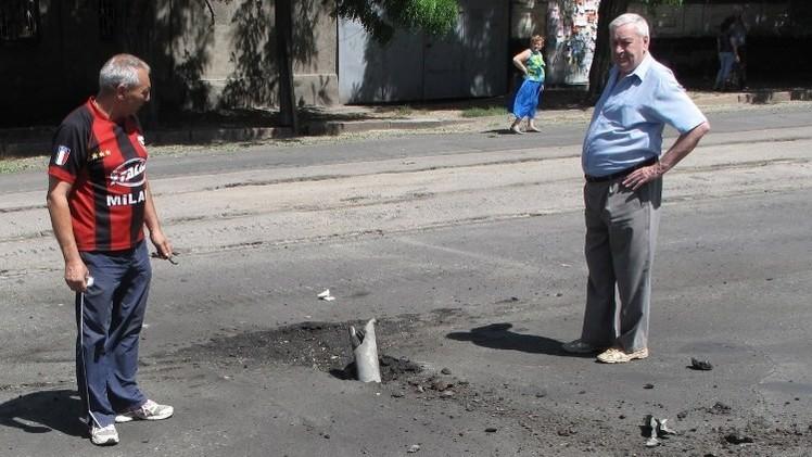 دونيتسك: حصيلة العملية العسكرية الأوكرانية في المقاطعة تصل إلى 432 قتيلا