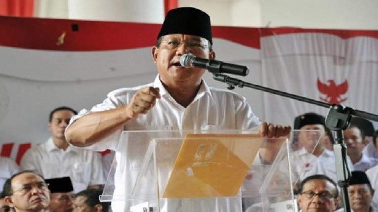أندونيسيا.. مرشح الرئاسة الخاسر ينوي الطعن بنتائج الانتخابات