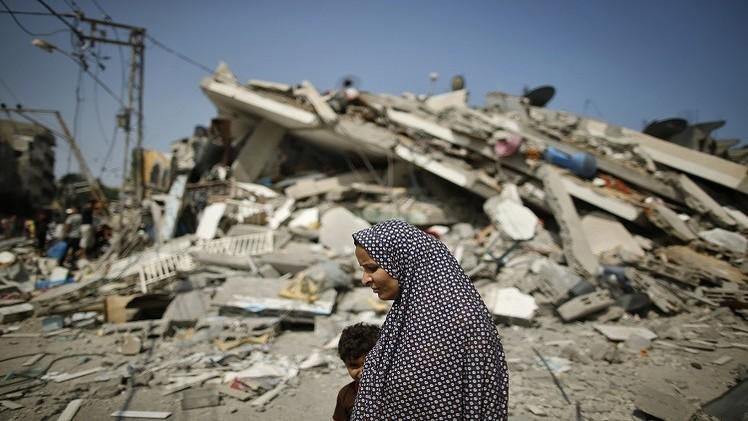 رياض المالكي: إسرائيل ترتكب جرائم ضد الإنسانية في غزة
