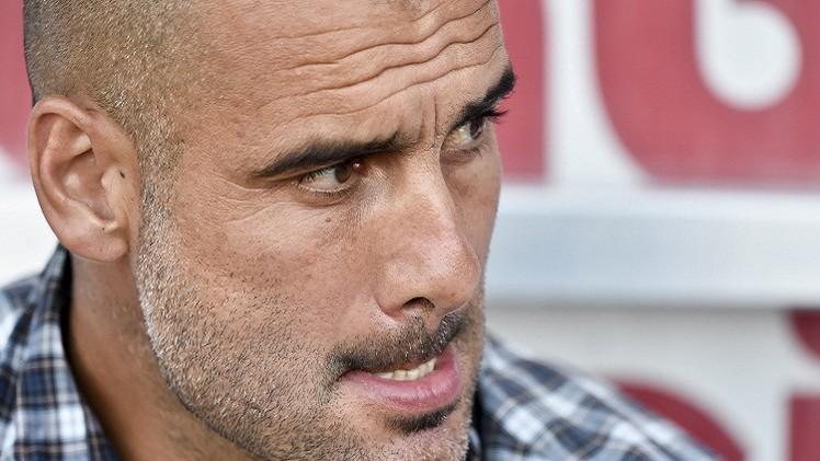 غوارديولا يلمح لإقالته من تدريب بايرن ميونيخ