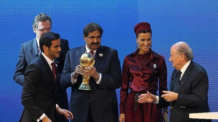 الاتحاد الإنكليزي يطلب من الفيفا نشر نتائج التحقيق في مونديال قطر