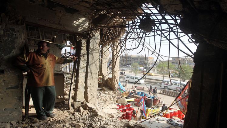 هيومن رايتس ووتش: غارات الجيش العراقي قتلت 75 مدنيا