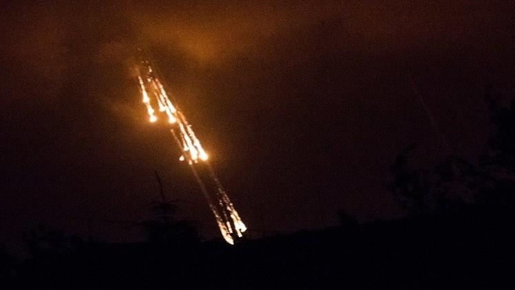لجنة التحقيق الروسية: جيش كييف قصف شرقي أوكرانيا بقذائف فوسفورية