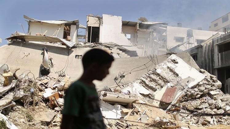 714 قتيلا مع دخول اجتياح غزة يومه السابع عشر