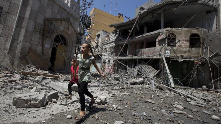 126 قتيلا في اليوم الـ 17 لاجتياح غزة والحصيلة 802