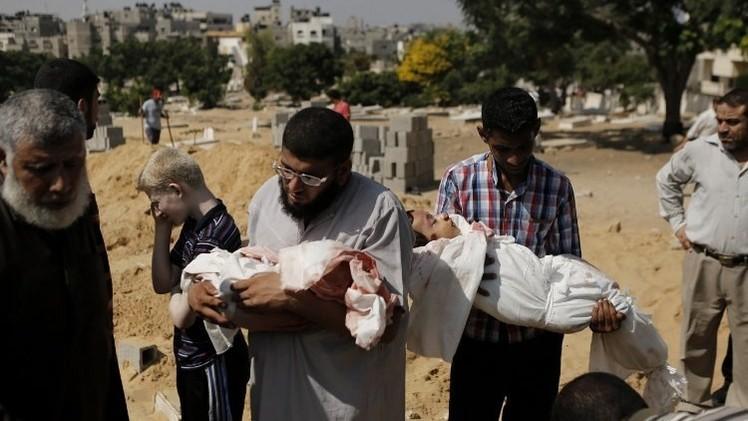 موسكو تؤكد مواصلة جهودها لوقف القتال في غزة بأسرع وقت