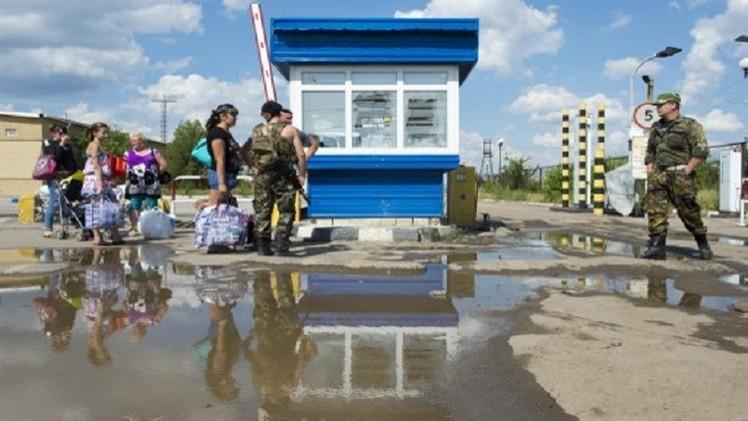 موسكو: 16 مراقباً أوروبيا سينتشرون على الحدود الروسية الأوكرانية