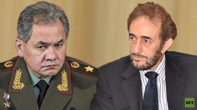 شويغو: التعاون العسكري بين روسيا والعراق يتطور ديناميكيا