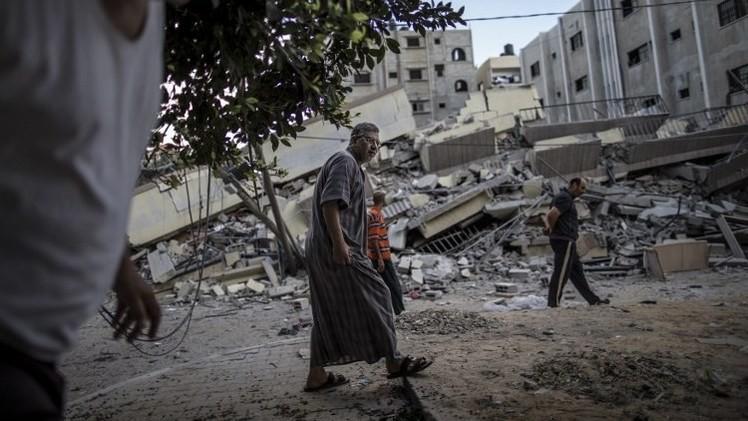 في اليوم الـ18 للهجوم على غزة: 48 قتيلا وعشرات الجرحى والحصيلة تصل إلى 851