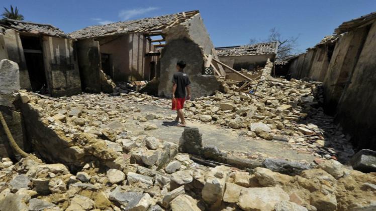 62 قتيلا و21 مفقودا في الصين جراء اعصار
